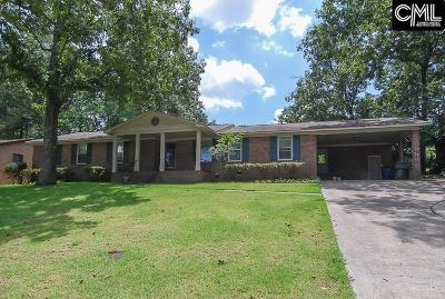Lexington County, Richland County Single Family Home For Sale: 6116 Kemberly St