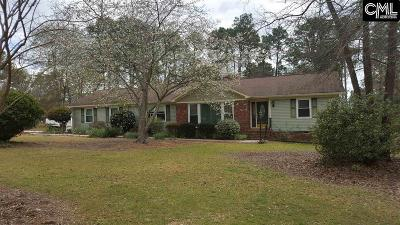 Lugoff Single Family Home For Sale: 1297 Pine Burr
