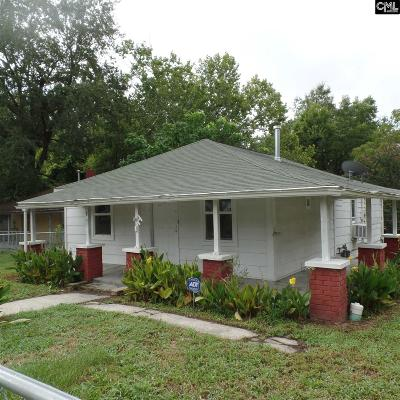 Columbia SC Single Family Home For Sale: $42,000