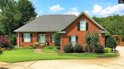 Irmo Single Family Home For Sale: 6 Wyncliff