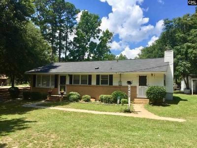 Camden Single Family Home For Sale: 2452 Haile