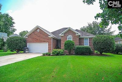 West Columbia Single Family Home For Sale: 208 Autumn Knoll Dr