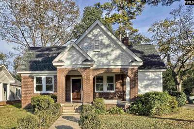 Columbia Single Family Home For Sale: 524 Graymont