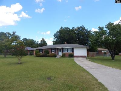 Cayce Single Family Home For Sale: 2008 Gibraltar
