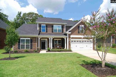 Irmo Single Family Home For Sale: 741 Saxony