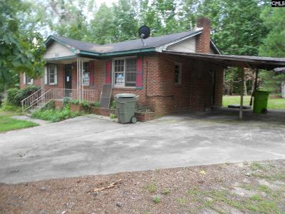 Columbia SC Single Family Home For Sale: $24,000