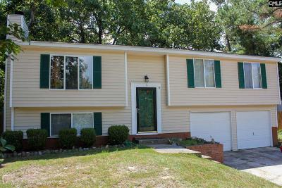 Irmo Single Family Home For Sale: 9 Salvia