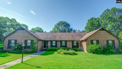 Single Family Home For Sale: 1100 Candlewood