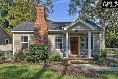 Columbia SC Single Family Home For Sale: $249,500