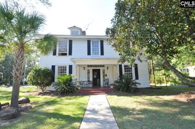 Newberry Single Family Home For Sale: 1901 Harper