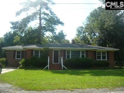 Camden Single Family Home For Sale: 2039 Yelton