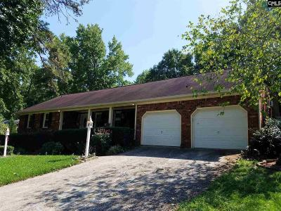 Irmo Single Family Home For Sale: 300 Bow Church