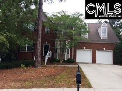 Columbia Single Family Home For Sale: 101 Water Hickory