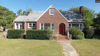 Lexington County Single Family Home For Sale: 4660 Augusta