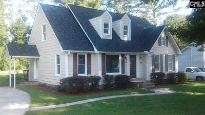 West Columbia Single Family Home For Sale: 129 W Idlewood