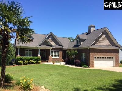 Lexington County, Newberry County, Richland County, Saluda County Single Family Home For Sale: 1210 Libby Ariail