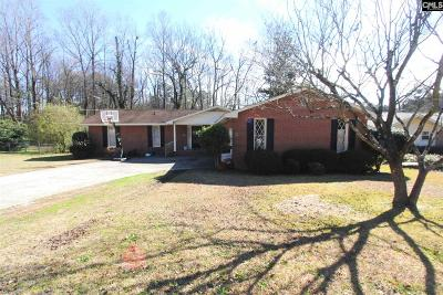 Cayce Single Family Home For Sale: 2009 Bay