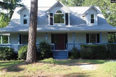 Monetta, Ridge Spring, Wagener, Johnston, Pelion, Newberry, Ward Single Family Home For Sale: 2022 Old Whitmire