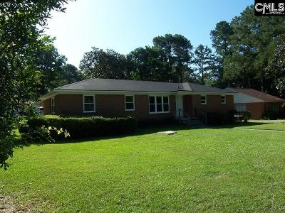 Columbia SC Single Family Home For Sale: $118,000
