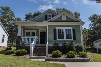 Columbia Single Family Home For Sale: 806 Howard