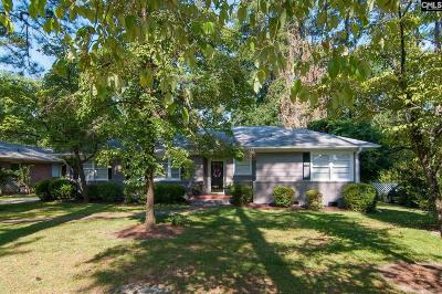 Columbia SC Single Family Home For Sale: $330,000