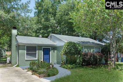Rosewood Single Family Home For Sale: 3411 Lanier