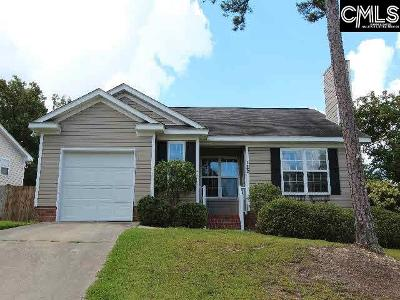 Irmo Single Family Home For Sale: 122 Foxglove