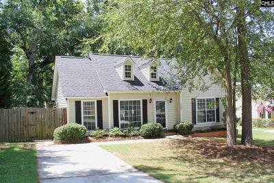 Irmo Single Family Home For Sale: 129 Caddis Creek