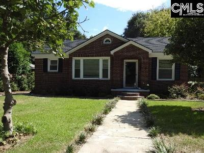 Columbia Single Family Home For Sale: 3320 Prentice