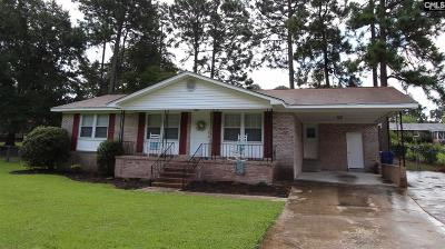 West Columbia Single Family Home For Sale: 105 Sedgewood
