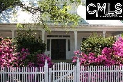 Johnston Single Family Home For Sale: 607 Edisto