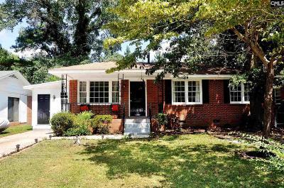 Columbia Single Family Home For Sale: 705 N Campanella