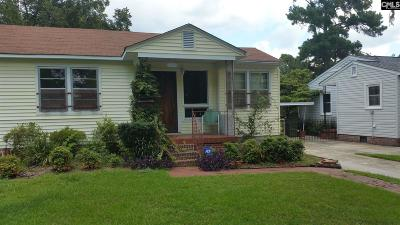 Cayce Single Family Home For Sale: 916 Oakland