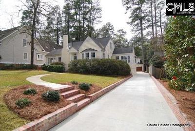 Columbia Single Family Home For Sale: 1311 Wellington