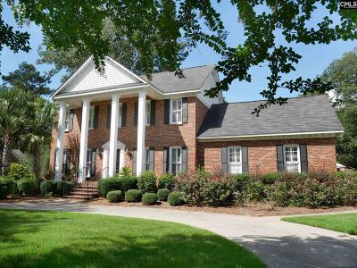 Columbia Single Family Home For Sale: 212 Chimney Hill
