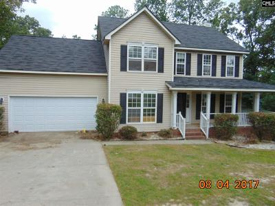 Columbia Single Family Home For Sale: 210 Waterville