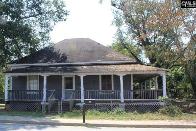 Newberry Single Family Home For Sale: 1602 First