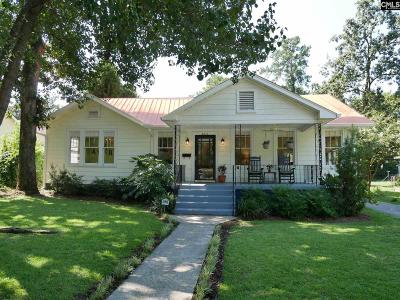 Forest Acres, Shandon Single Family Home For Sale: 3214 Monroe