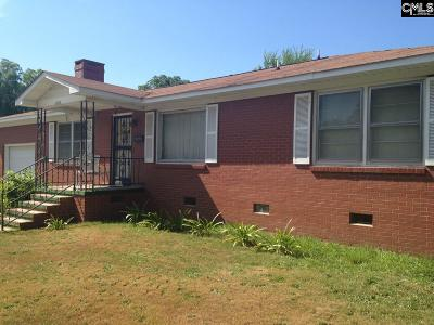 Newberry Single Family Home For Sale: 2232 Vincent