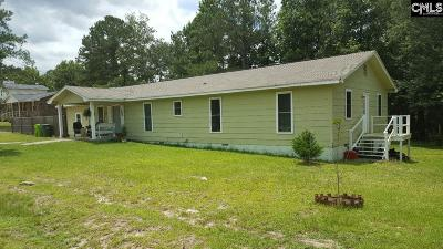 Blythewood Single Family Home For Sale: 121 & 119 Ruff