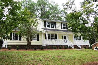 Spring Valley Single Family Home For Sale: 121 W. Springs