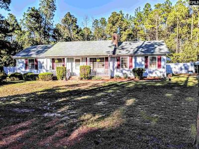 Lugoff Single Family Home For Sale: 209 Winter