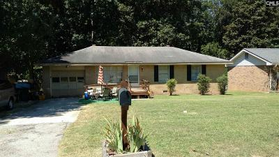 West Columbia Single Family Home For Sale: 131 Allendale