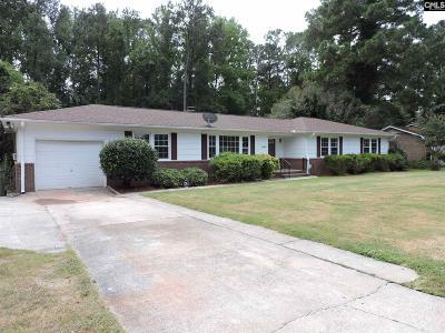 Columbia Single Family Home For Sale: 2408 Pleasant Ridge