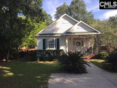West Columbia Single Family Home For Sale: 1134 D