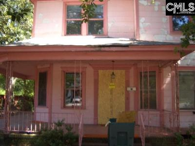 Columbia Single Family Home For Sale: 5504 Colonial