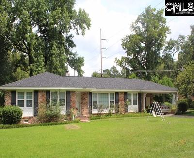 Columbia Single Family Home For Sale: 17 Dinwood