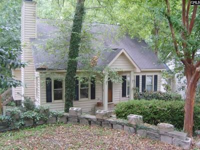 West Columbia Single Family Home For Sale: 103 Double Branch