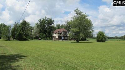 Bishopville Single Family Home For Sale: 683 Bethune Hwy.