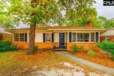 Rosewood Single Family Home For Sale: 1007 S Holly